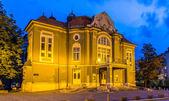 Slovene National Theatre Ljubljanska Drama — Foto de Stock