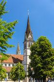 View of Konstanz Minster - Germany, Baden-Wurttemberg — Stock Photo