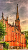 St. Saviour's Anglican Church in Riga, Latvia — Stock Photo