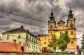 Church of St. Mary Magdalen in Lviv, Ukraine — Stock Photo