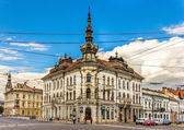 Palace of Babos in Cluj-Napoca - Romania — Stockfoto