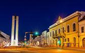 Memorandum Monument in Cluj-Napoca, Romania — Stock Photo