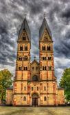 Basilica of St. Castor in Koblenz, Germany — Stock Photo