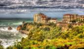 View of Biarritz - France, Aquitaine — Stock Photo