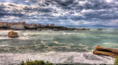View of Biarritz - France, Aquitaine — Stock Photo