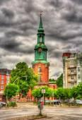 Iglesia de San Jorge de Hamburgo - Alemania — Foto de Stock