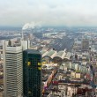 View of Frankfurt am Main - Hesse, Germany — Stock Photo #65733349