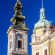 Постер, плакат: Cathedral Church of St Michael the Archangel in Belgrade Serb