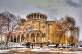 St. Nedelya Church in Sofia - Bulgaria — Stock Photo