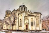 Iglesia de San Georgi Pobedonosets en Sofia - Bulgaria — Foto de Stock