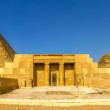 The entrance of the mastaba of Seshemnufer IV in Giza - Egypt — Stock Photo #66007647