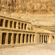 Mortuary temple of Hatshepsut in Deir el-Bahari - Egypt — Stock Photo #66009647