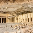 Mortuary temple of Hatshepsut in Deir el-Bahari - Egypt — Stock Photo #66009695