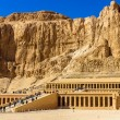 Mortuary temple of Hatshepsut in Deir el-Bahari - Egypt — Stock Photo #66009703