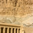 Mortuary temple of Hatshepsut in Deir el-Bahari - Egypt — Stock Photo #66009775