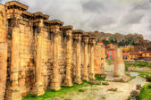 Walls of the Library of Hadrian in Athens - Greece — Stock Photo