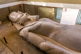 The Statue of Ramesses II (3200 year old) in Memphis - Egypt — Stock Photo