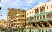 Street in the Islamic district of Cairo - Egypt — Stock Photo