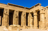 Mortuary Temple of Ramses III. near Luxor in Egypt — Stock Photo