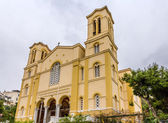 Church of St. Nicholas in Athens, Greece — Stockfoto