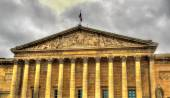 Palais Bourbon - National Assembly of France in Paris — Stock Photo