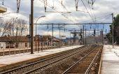 Railway station of Arles - France, Provence-Alpes-Cote d'Azur — Stock Photo