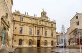 Hotel de Ville (Town Hall) of Arles - France, Provence-Alpes-Cot — Stock Photo