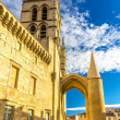 Montpellier Cathedral of Saint Pierre - France, Languedoc-Roussi — Stock Photo #67543343