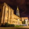Basilica of St. Sernin by night in Toulouse, France — Stock Photo #67977141