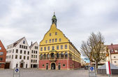Public library in the city center of Ulm - Germany — Stock Photo