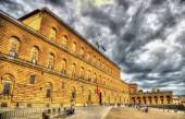 The Palazzo Pitti in Florence - Italy — Stock Photo