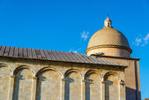 Camposanto Monumentale building in Pisa - Italy — Stock Photo
