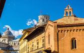 Chiesa San Giorgio ai Tedeschi a Pisa - Italia — Foto Stock