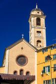 Basilique de Santissima Annunziata del Vastato de Gênes - Italie — Photo