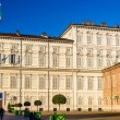 View of the Royal Palace of Turin - Italy — Stock Photo #71425587
