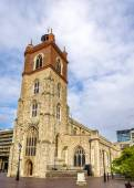 St Giles-without-Cripplegate church in London - England — Stock Photo