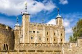 View of the Tower of London - England — 图库照片