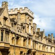 Walls of All Souls College in Oxford - England — Stock Photo #73903315