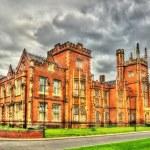 View of Queen's University in Belfast - Northern Ireland — Stock Photo #85080668