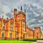 View of Queen's University in Belfast - Northern Ireland — Stock Photo #85080672