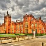 View of Queen's University in Belfast - Northern Ireland — Stock Photo #85080686