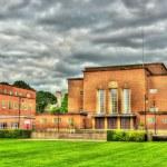 View of Queen's University in Belfast - Northern Ireland — Stock Photo #85080702