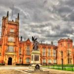 Queen University War Memorial - Belfast, Northern Ireland — Stock Photo #85080706