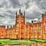 View of Queen's University in Belfast - Northern Ireland — Stock Photo #85080750