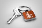 Key of Real Estate — Stockfoto