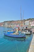Portoferraio,Elba Island,Tuscany,Italy — Stock Photo