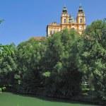 Melk Monastery,Danube River,Wachau,Austria — Stock Photo #71748847
