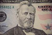 50 dolar bill — Stok fotoğraf
