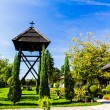 Old wooden bell tower — Stock Photo #64298013