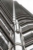 Office building malaysia — Stock Photo